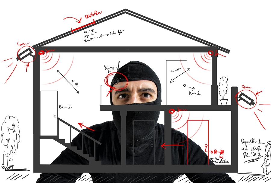 5 High Tech Security Options For Your Home