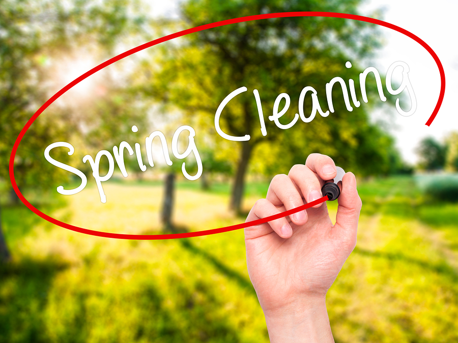 Your Spring Cleaning Security Checkup
